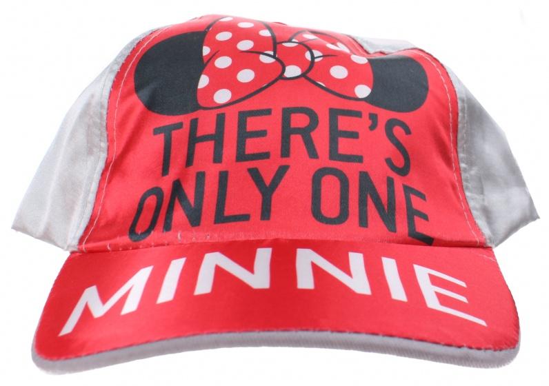 Disney pet Minnie Mouse meisjes zilver maat 54 56