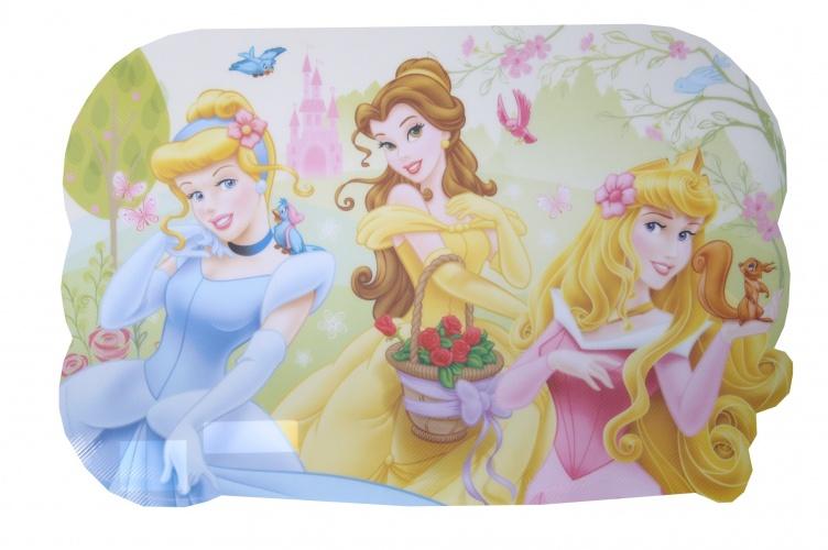 Disney Placemat 45X30CM Princes Groen