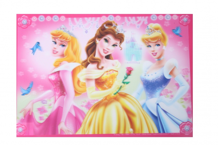 Disney Placemat 55X35CM Princes
