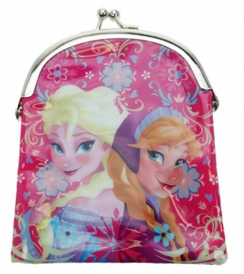 Disney portemonnee Frozen 12 x 8 cm