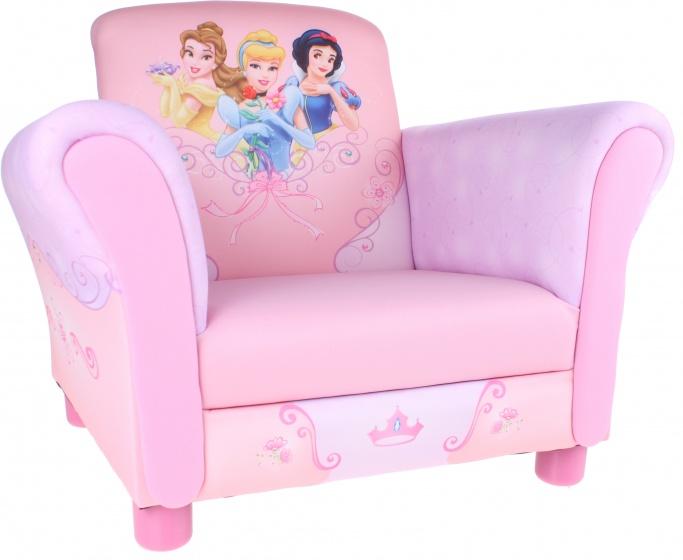 Disney Princess Gestoffeerde Stoel Roze 58 x 40 x 45 cm kopen