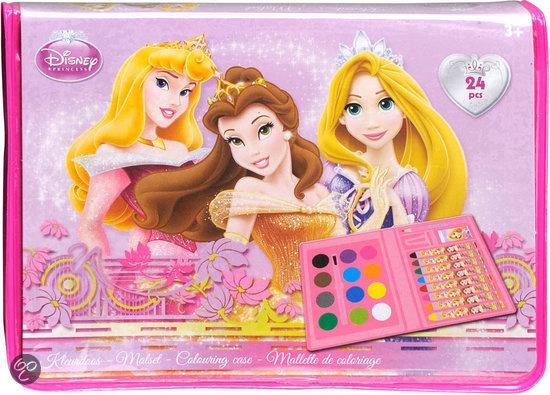 Disney Princess kleurset 24 delig