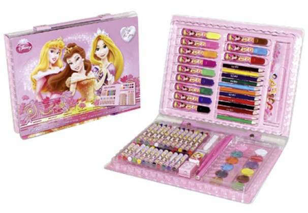 Disney Princess kleurset 67 Delig