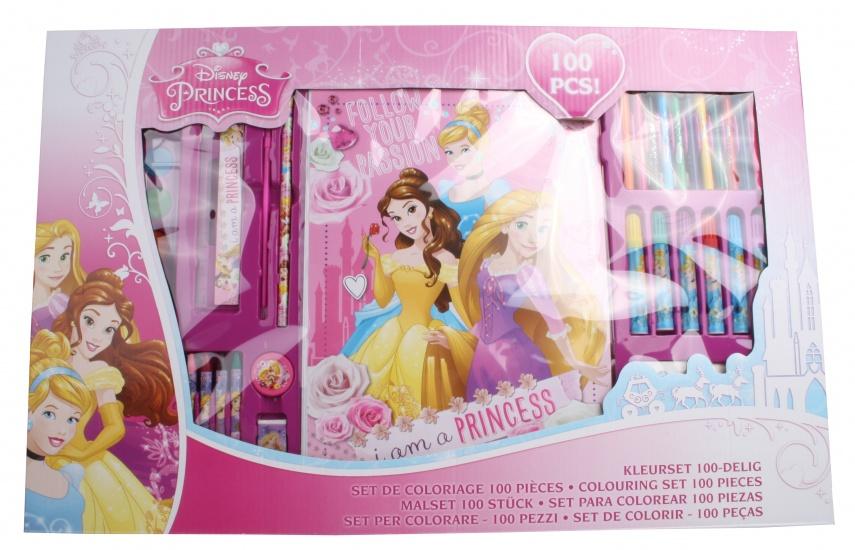 Disney Princess Kleurset 100 delig