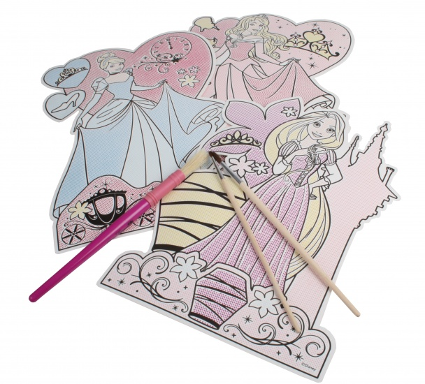 Disney Princess Magic Painting Set