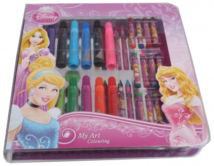 Disney Princess My Art kleurset 51 delig