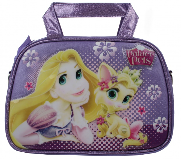 Disney Princess Palace Pets beautycase paars 21 x 14cm
