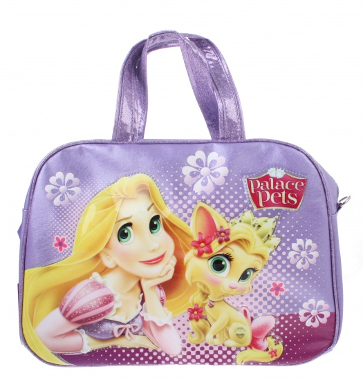 Disney Princess Palace Pets beautycase paars 31 x 24 cm