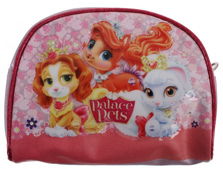 Disney Princess Palace pets beautycase roze 17 x 14 x 6 cm