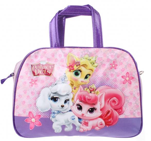 Disney Princess Palace Pets beautycase roze/paars 21 x 14 cm