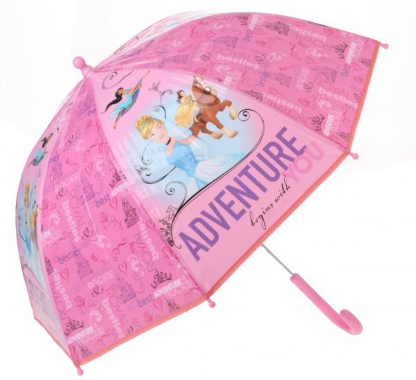 Disney Princess paraplu meisjes roze 65 cm