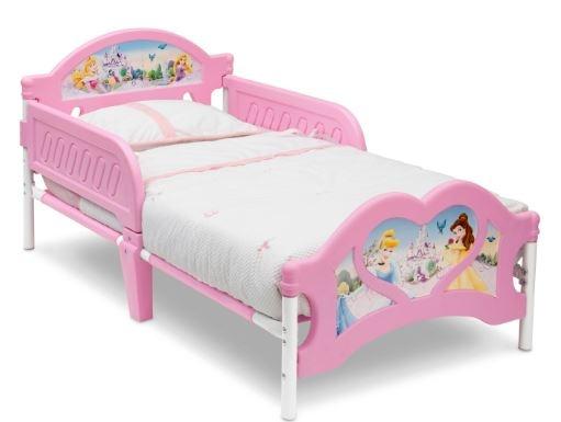 Disney Princess peuterbed 146 x 73 x 66 cm Roze