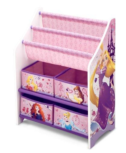 Disney Princess speelgoed opbergkast 50,5 x 27 x 65 cm