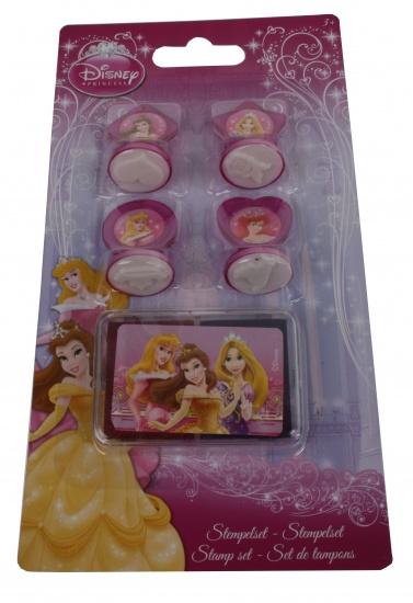 Disney Princess Stempelset 5 stuks