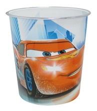 Disney Prullenbak Cars Blauw 21 Cm