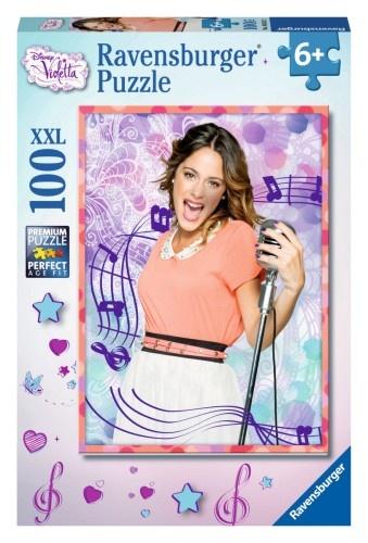 Disney Puzzel Getalenteerde Violetta 100 Stukjes