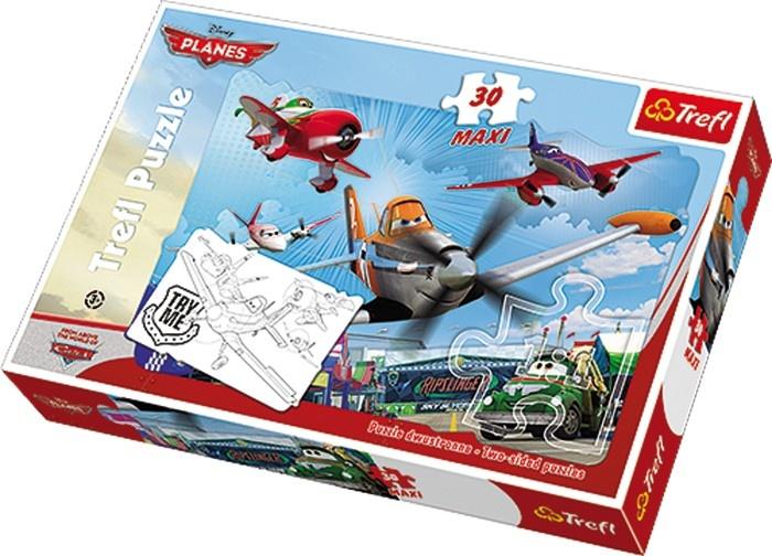 Disney Puzzel Planes 30 Stukjes