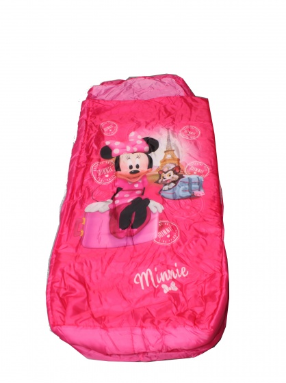 Disney readybed Minnie Mouse 150 x 60 x 20 cm roze kopen