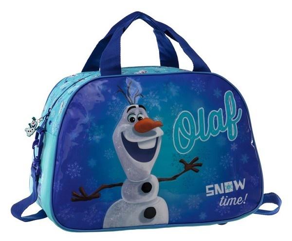 Disney Reistas Frozen Olaf Blauw 40 cm