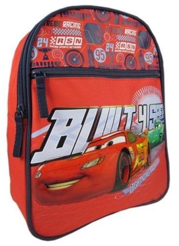 Disney Kinderrugzak Cars Rood 25 x 10 x 31 cm