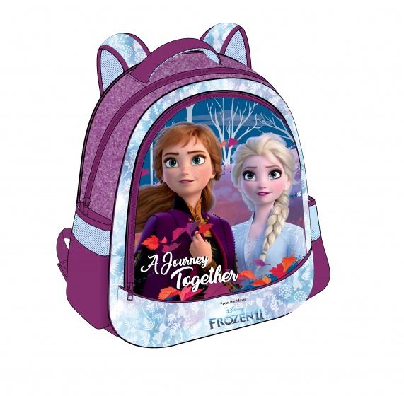 Disney frozen ii rugzakmet deze rugzak van frozen neem jij jouw favoriete spulletjes mee op pad. de tas biedt ...