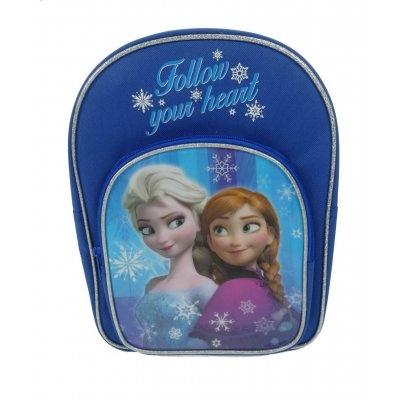 Disney Kinderrugzak Frozen Hart Blauw 31 x 24 x 12 cm