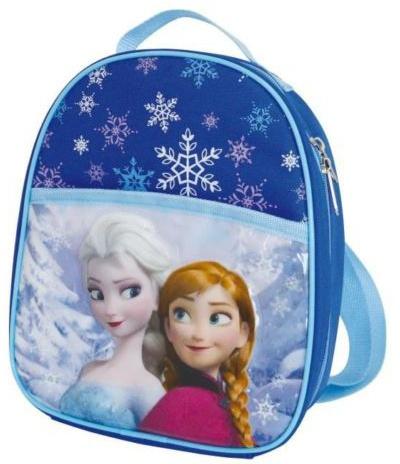 Disney Rugzak Frozen meisjes blauw 21 x 13,5 x 25 cm