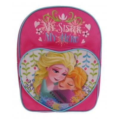Disney Kinderrugzak Frozen Zussen Roze 31 x 23 x 11 cm