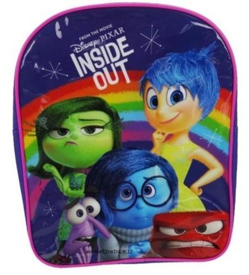 Disney Rugzak Inside Out 31 x 24 x 12 cm paars