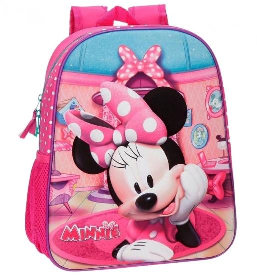 Disney rugzak Minnie Mouse 8 liter roze