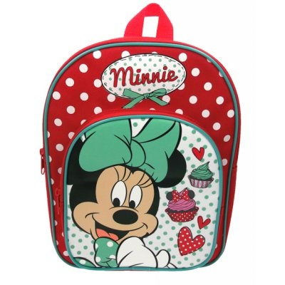 Disney Kinderrugzak Minnie Mouse Cupcake 24 x 8.5 x 32 cm