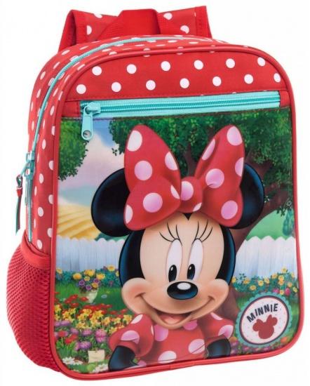 Disney Kinderrugzak Minnie Mouse Rood 23 x 10 x 28 cm