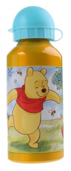 Disney Schoolbeker Winnie The Pooh Geel 400 ml