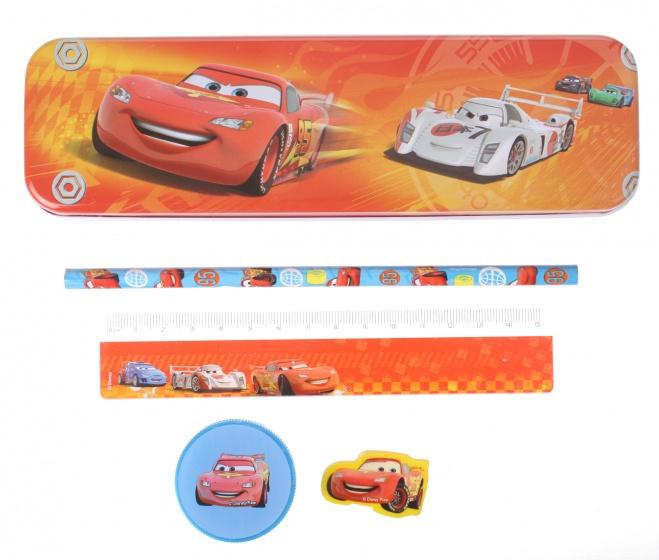 Disney Schoolset Cars 5 Delig