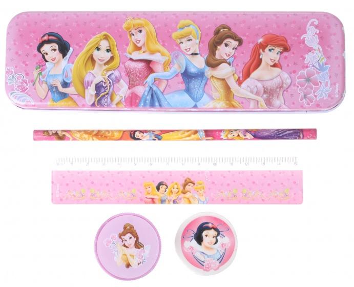 Disney Schoolset Princess 5 Delig