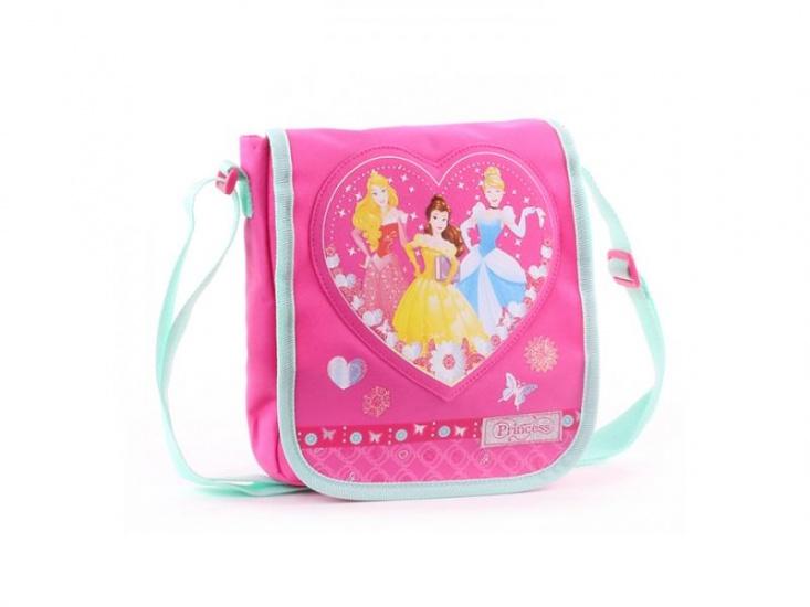 Disney schoudertas Princess Fairy Tale roze 20 x 5 x 23 cm