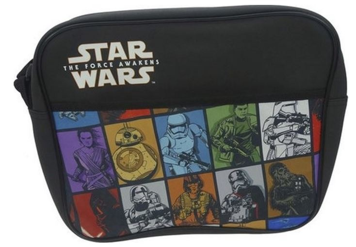 Disney Schoudertas Star Wars Zwart 34 x 9 x 28 cm