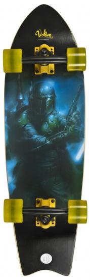 Disney Skateboard Star Wars Bounty Hunter Geel
