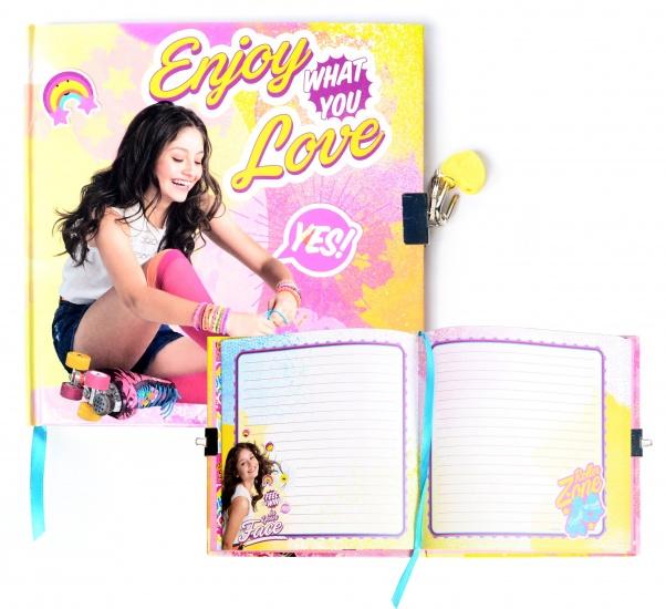 Disney Soy Luna Dagboek met slot