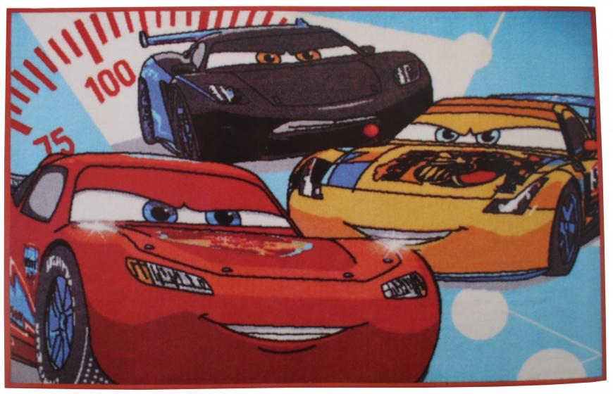 Disney Speelkleed Cars Blauw 80 x 120 cm