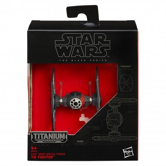 Hasbro Die cast vehicle Star Wars Tie Fighter