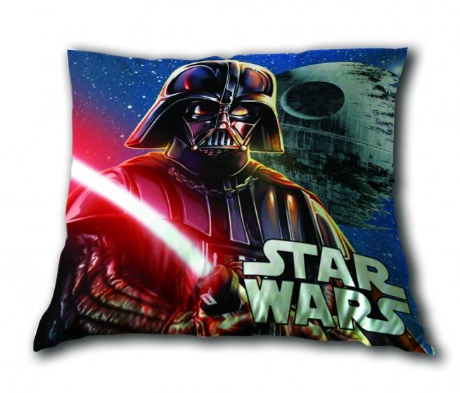 Disney star wars kussen zwart 35 x 35 cm internet toys - Verpakking kussen x ...