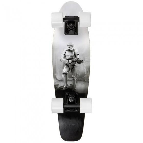 Disney skateboard Star Wars Join US 57 cm wit/zwart