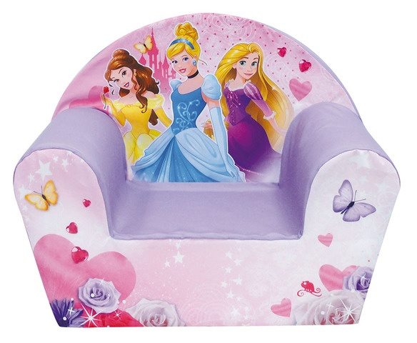 Disney Stoel Princess 42 X 33 X 52 Cm