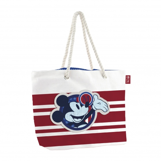 Disney strandtas/shopper Mickey Mouse 18 liter kopen