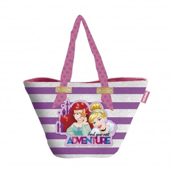 Disney strandtas/shopper Princess 14 liter kopen