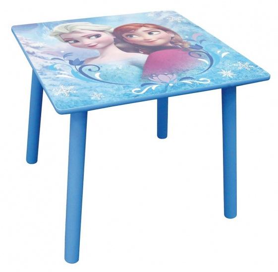 Disney Tafel Frozen meisjes blauw 50 x 50 x 44 cm