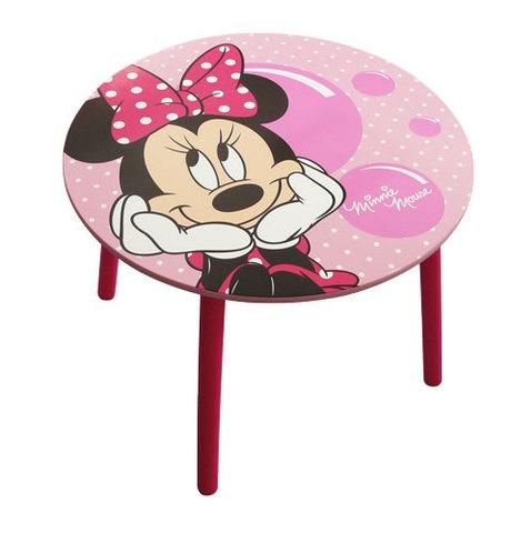 Disney Tafel Minnie Mouse Rond Roze 60 cm