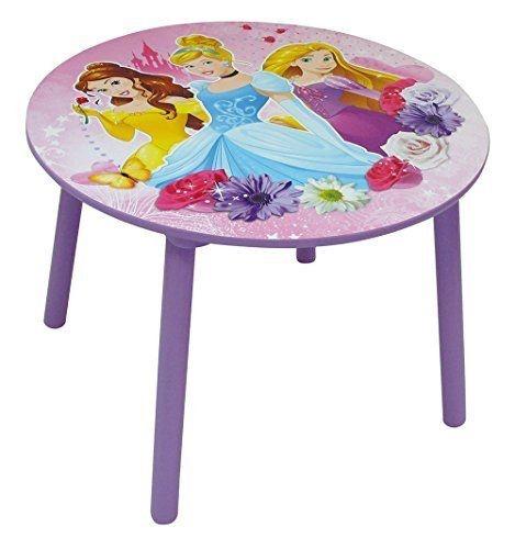 Disney Tafel Princess rond paars 60 cm