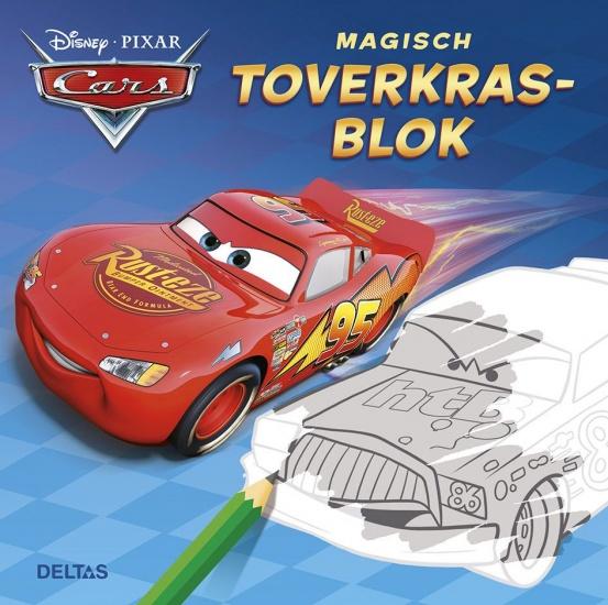 Disney Toverkrasblok Cars